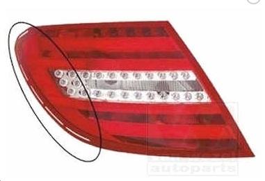 Stop lampa spate stanga Mercedes C-class W204