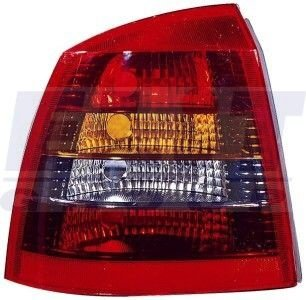 Stop lampa STG Opel Astra G Hatchback (02.98-01.05), DEPO, 4421916LUE