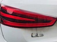 Stop lampa tripla stanga dreapta Audi Q3 2015
