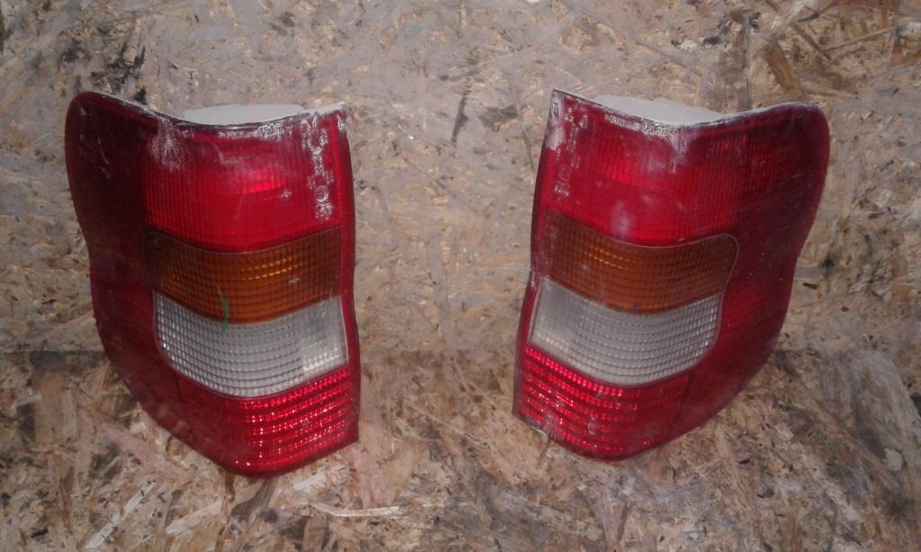 Stop lampa triple Opel Combo 1994-2001