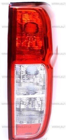 Stop Nissan Navara D40 05-