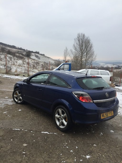 Stop Opel Astra H GTC