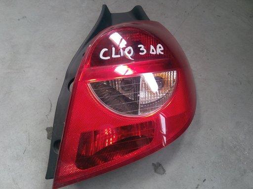 Stop RENAULT Clio 3 dreapta