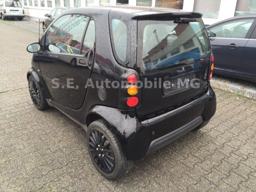 Stop Smart Fortwo