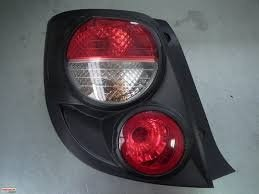 Stop spate lampa Chevrolet Aveo (T300), 05.11- Hat