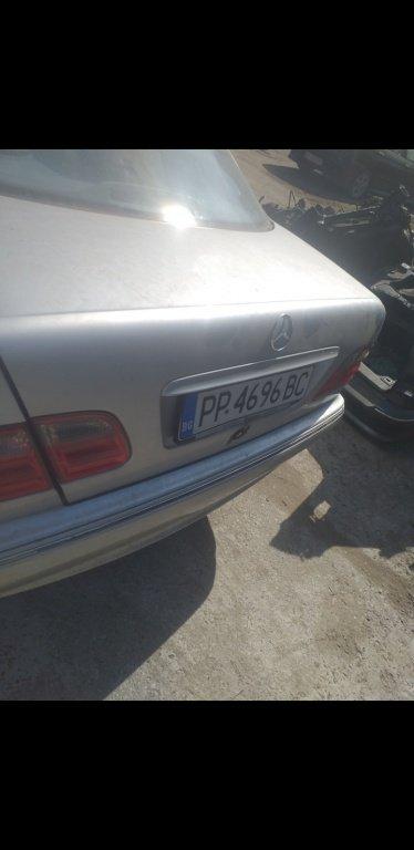 Stop spate -(MERCEDES benz w210 e-class-320 diesel an 1997-2002 -e200-e220-270-300 e