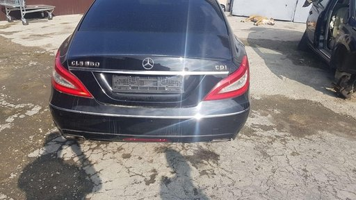 Stop spate Mercedes CLS W218 an 2012