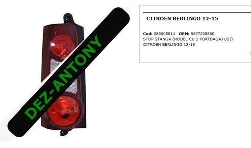 Stop stanga Citroen Berlingo 2012-2015