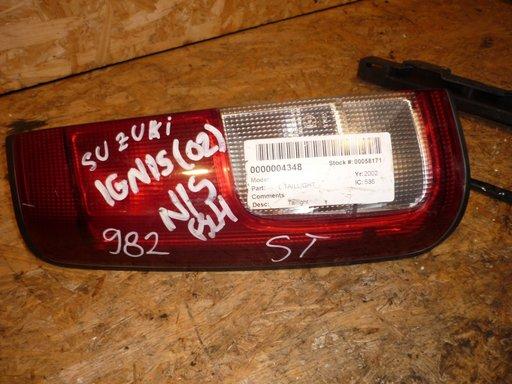 Stop stanga dreapta Suzuki Ignis, an 2004