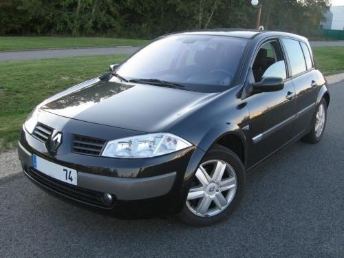 Stop stanga si stop dreapta Renault Megane 2 hatchback 2004