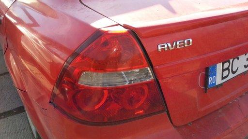 Stop stanga spate Chevrolet Aveo 2008 berlina 1.2 + 1.4