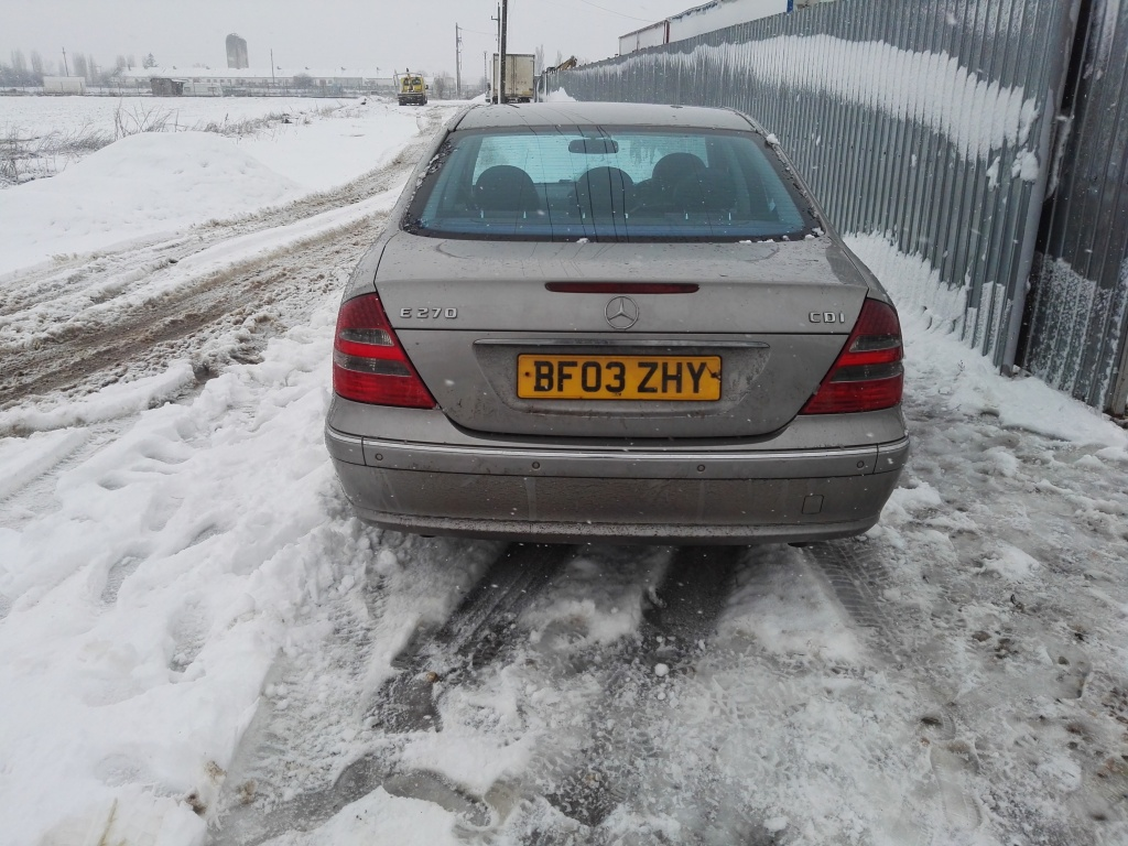Stop stanga spate Mercedes E-CLASS W211 2004 BERLINA E220 CDI