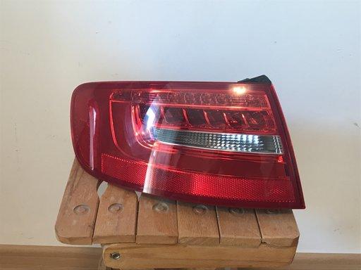 Stop stanga tripla LED Audi A4 B8 Avant Facelift 2008 2015 8K994509D