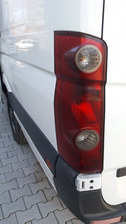 Stop stanga VW Crafter, an 2008