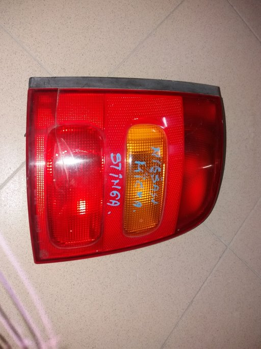 Stop stinga Nissan Micra Mk11