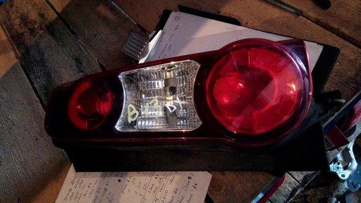 Stop/Tripla/Lampa Dreapta Citroen Berlingo 2008-2015
