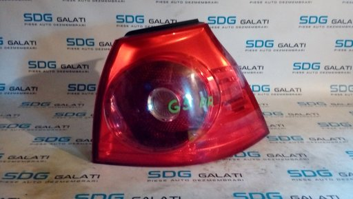 Stop Tripla Lampa Dreapta VW Golf 5 Hatchback 2004