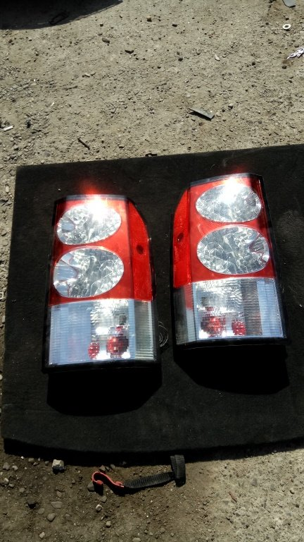 Stop/tripla/lampa Land Rover Discovery 3.0 D 2012