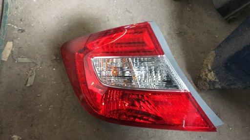 Stop , tripla , lampa Stanga Honda civic 2012-2014 sedan