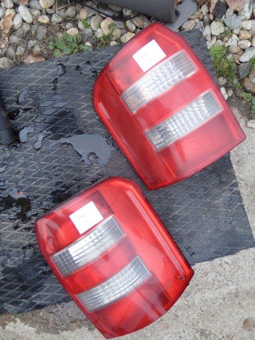 Stopuri Audi A2 DIN 2002