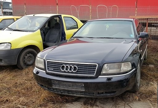 Stopuri Audi A8 2001 berlina 3.3 TDI