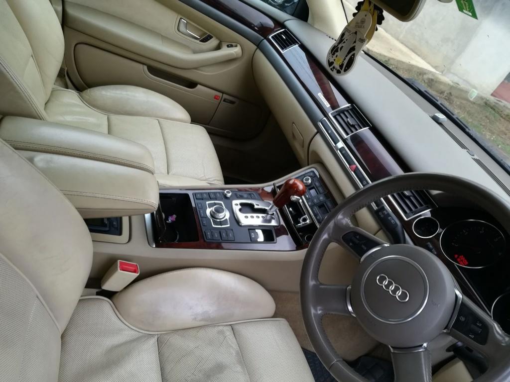 Stopuri Audi A8 2005 berlina 4.0tdi