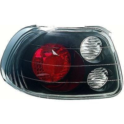 STOPURI CLARE HONDA CIVIC CRX DEL SOL FUNDAL BLACK -COD 5205896