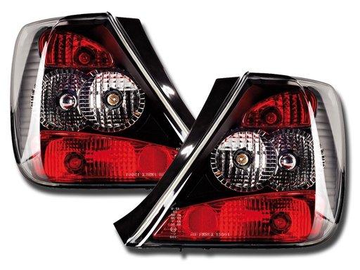 STOPURI CLARE HONDA CIVIC FUNDAL BLACK -COD FKRLX13002