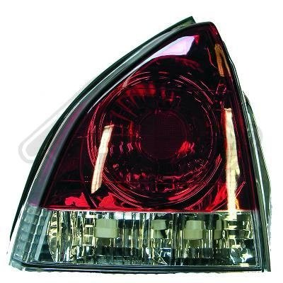 STOPURI CLARE HONDA PRELUDE FUNDAL RED CRISTAL -COD 5222295