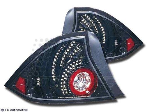 STOPURI CU LED HONDA CIVIC COUPE FUNDAL BLACK -COD FKRLXLHO8015