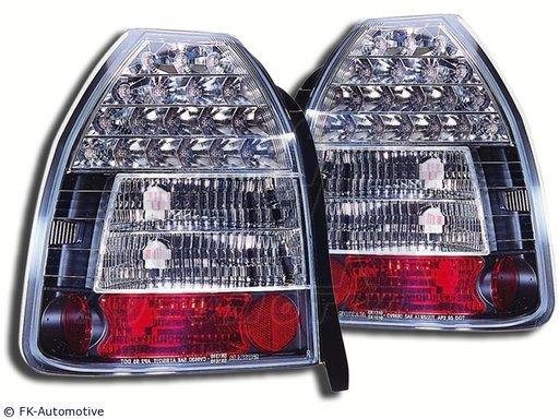 STOPURI CU LED HONDA CIVIC FUNDAL BLACK -COD FKRLXLHO8023