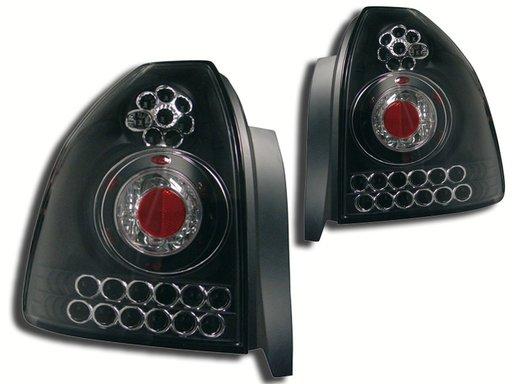 STOPURI CU LED HONDA CIVIC FUNDAL BLACK -COD FKRLXLHO003