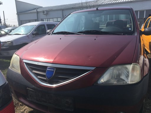 Stopuri Dacia Logan 2005 berlina 1.4
