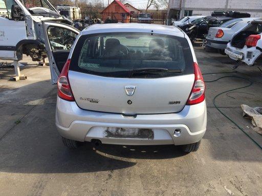 Stopuri Dacia Sandero