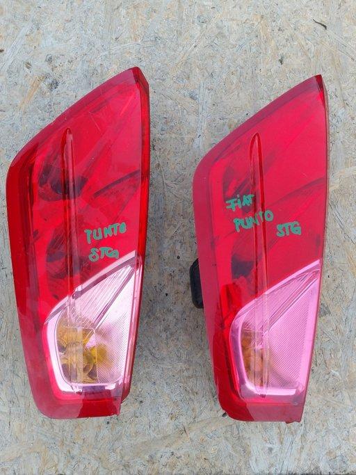 Stopuri Fiat Grande Punto 2010 Stop stanga dreapta Fiat Punto