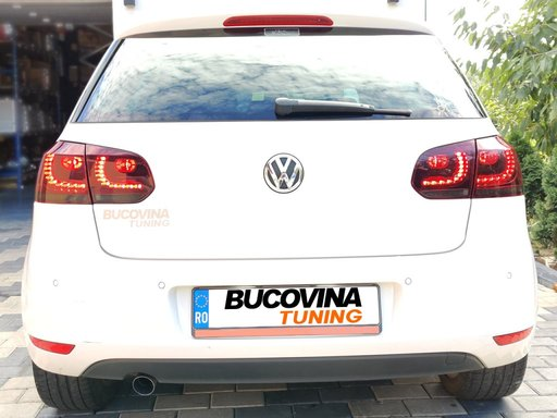 Stopuri Full LED VW Golf 6 - Pret Promotional