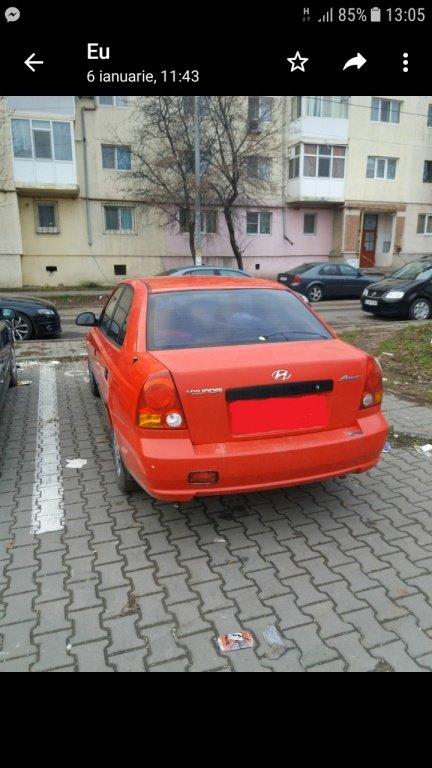 Stopuri Hyundai Accent 1.4 Benzina An 2005