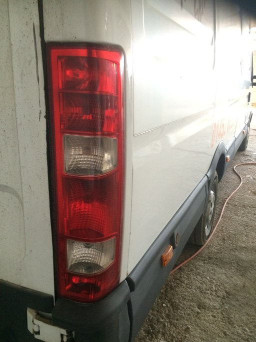 Stopuri Iveco Daily 2008 2.3hpi