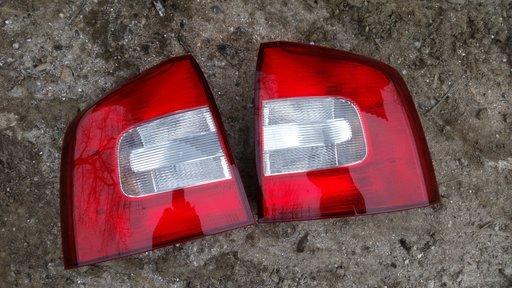 Stopuri lampi triple Skoda Octavia 2 Facelift breck 2009 2010 2011