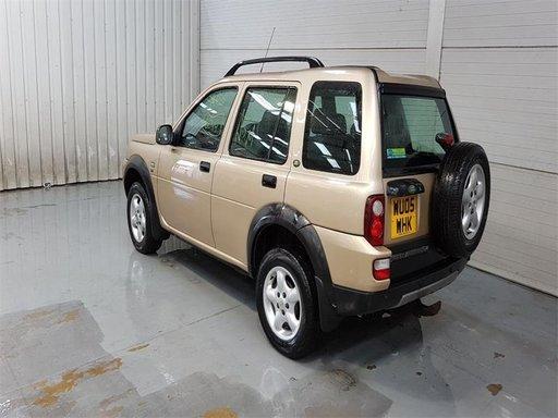 Stopuri Land Rover Freelander 2005 SUV 2.0 D