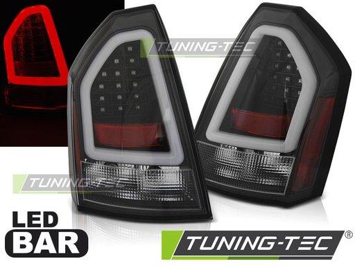 Stopuri LED BAR Chrysler 300C 05-08 Negru