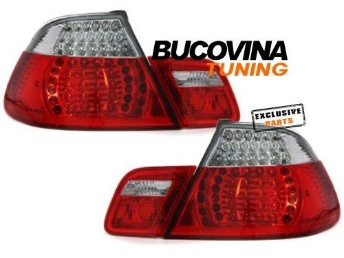 STOPURI LED BMW 3er E46 CABRIO 00-05– FUNDAL