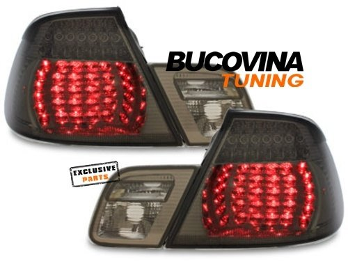 STOPURI LED BMW 3er E46 LIMOUSINE 98-01 – FUNDAL FUMURIU