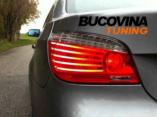 Stopuri LED BMW Seria 5 E60 (03-07) Facelift Design
