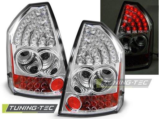 Stopuri LED Chrysler 300C 05-08 Crom