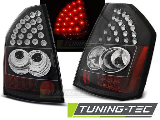 Stopuri LED Chrysler 300C/300 09-10 Negru
