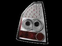 STOPURI LED CHRYSLER 300C FUNDAL CROM -cod RCH02L