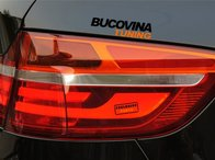 STOPURI LED OEM BMW X6 E71 DUPA 2008 LCI LOOK