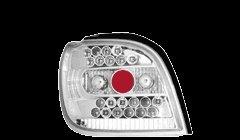 STOPURI LED TOYOTA YARIS FUNDAL CROM -cod RT03LLC