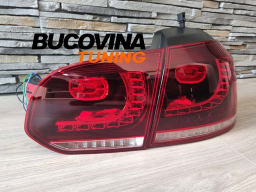 STOPURI LED VW GOLF 6 (2008-2012)